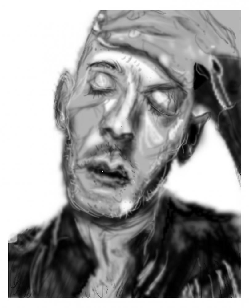 Michael Stipe par Zilmari